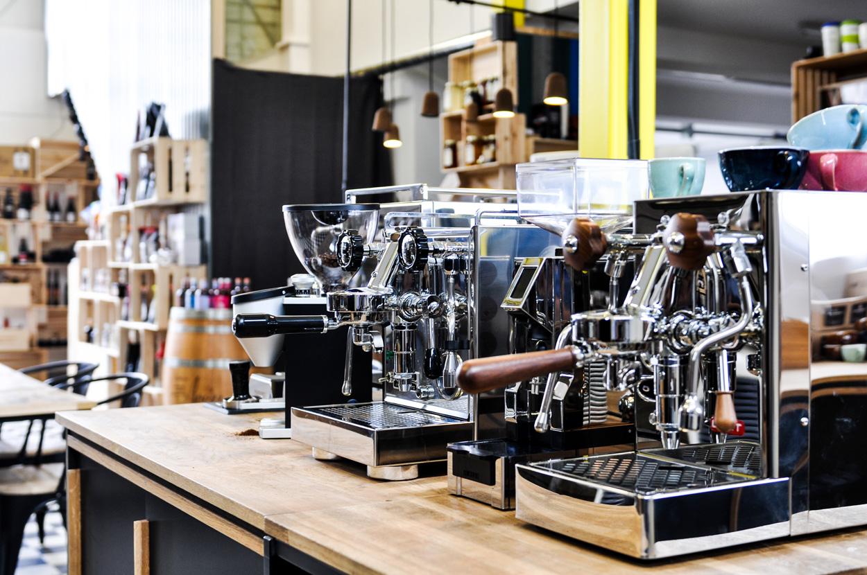 Kaffee Genuss Garage LatteArt.ch
